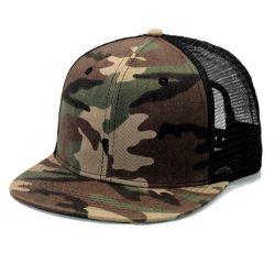 Gorra con estilo Camuflaje...