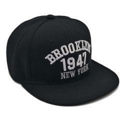 100badd0cb26a 🧢 BROOKLYN 1947 New York Gorra de Béisbol con visera Plana modelo 2018