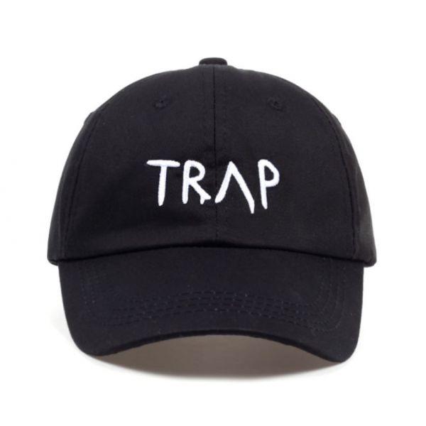Gorra Trapera con Bordado TRAP Puro...