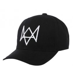 Gorra Videojuego Watch Dogs con mascara de 2x1 Regalo Cosplay