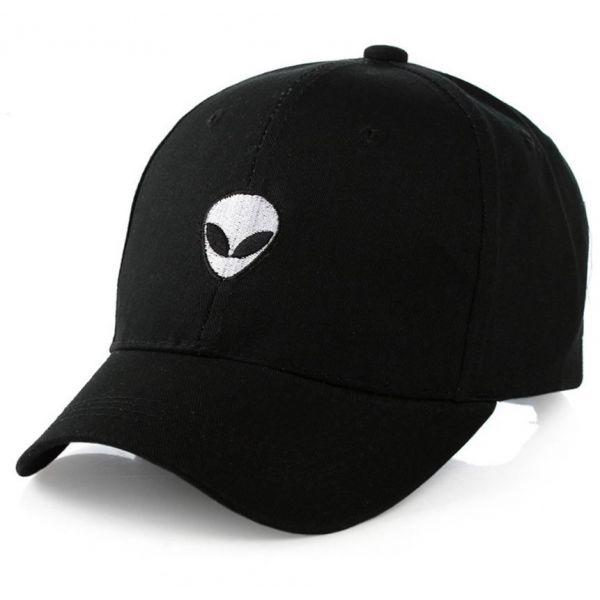 551f3ead55a7b 🧢 Gorra TRAP Alien Bordado sobre Algodón Moda 2019 Gorras
