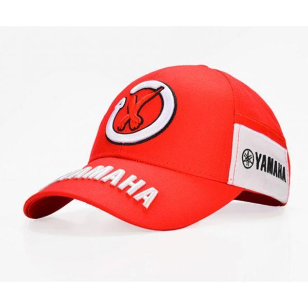 Gorra Yamaha con visera Curvada...