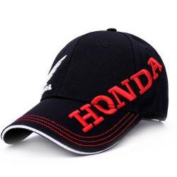 Gorra HONDA Motor GP bordado en 3D Logotipo Honda Algodón