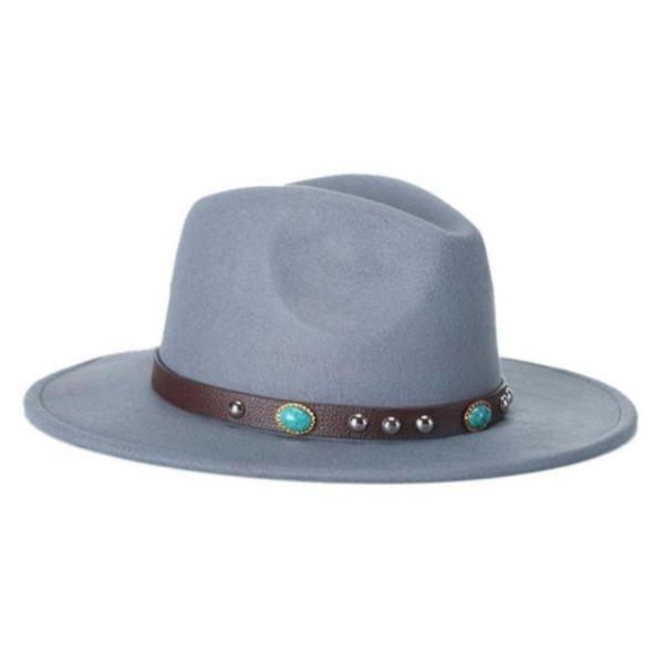 Sombrero para hombre de Ala ancha...