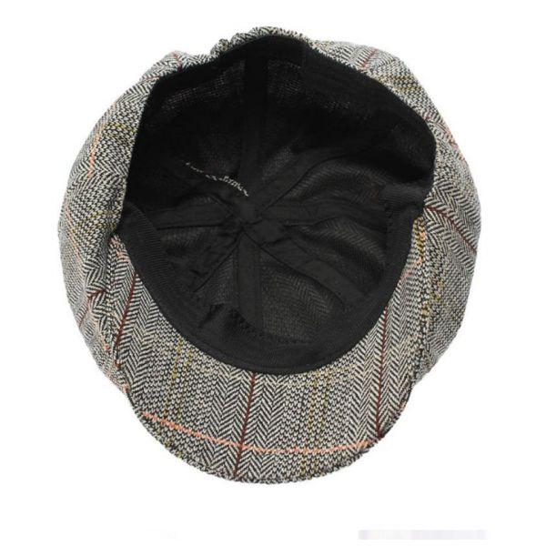 Gorra Newsboy para mujer Sombrero...