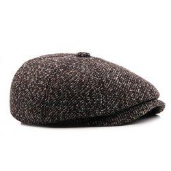 Gorra de Lana Gatsby Boina de invierno Con Orejeras Cosido de...