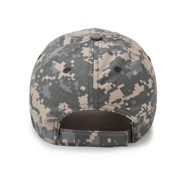Gorra con Camuflaje Militar US 4...