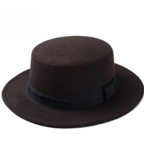 Sombrero para Mujer de Fieltro 9...