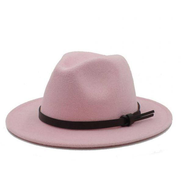 Sombrero Jazz Elegante para Hombre...