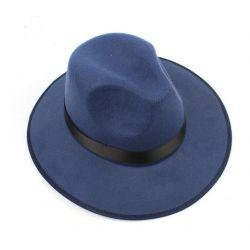 Sombrero fedora femenino De...