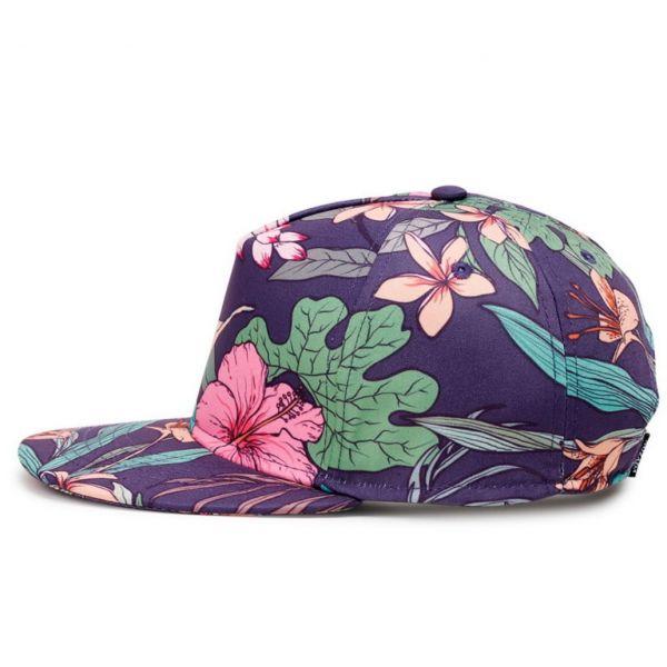 Gorra con estampado de Flores 3D para...