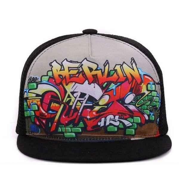 Gorra con Grafiti original...