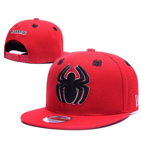 Gorra de Spiderman Avengers Visera...