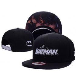 Gorra de Batman diseño Original en negro con visera Plana Hip...