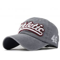 Gorra Athletic con visera...