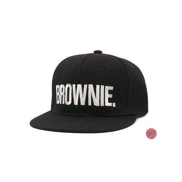más popular material seleccionado venta profesional Gorra Visera Recta Grabado alta calidad Brownie Blondie elige el tuyo