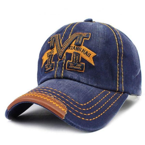 Gorra tejido Vaquero inicial M...