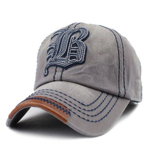 Gorra tejido Vaquero inicial B...
