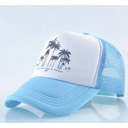 Gorra Hawai Enjoy Everythink at Present Dibujo Palmeras Gorra...