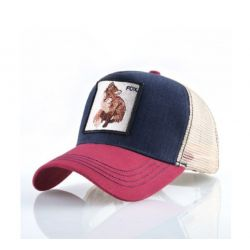 Gorra bordado Animal Zorro...