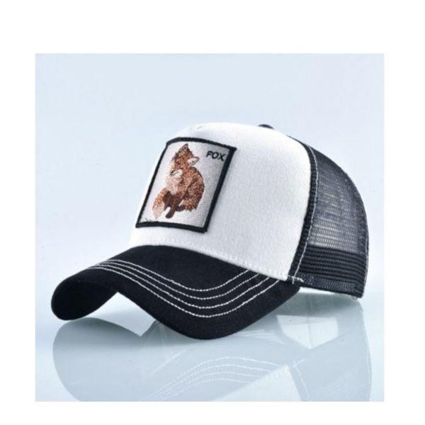 Gorra bordado Animal Zorro Suave...