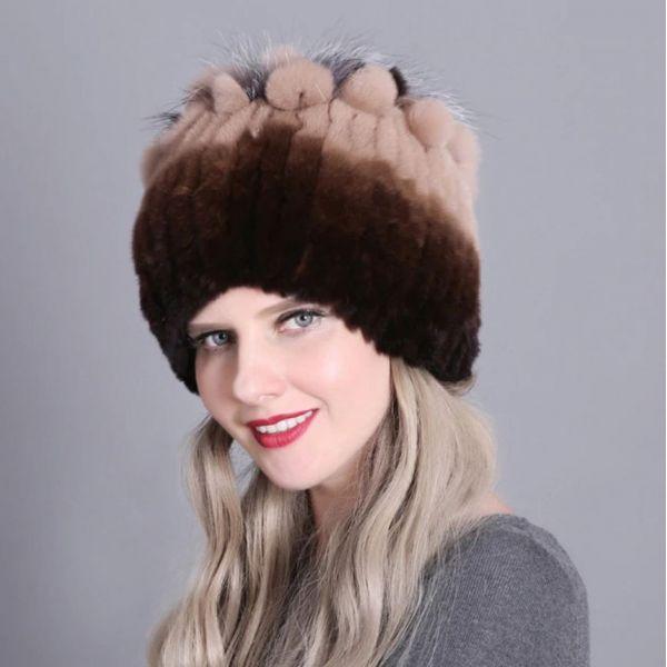 Gorro para Mujer Invierno Moda...
