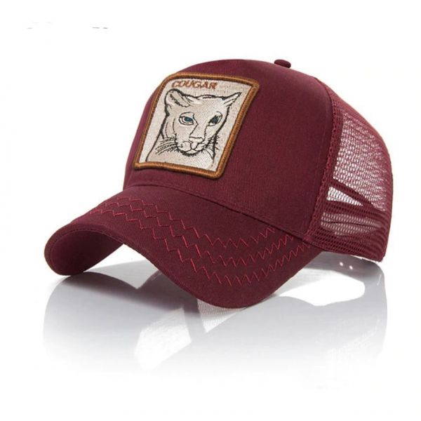 Cougar Puma Gorra con bordado Animal...
