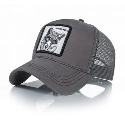 Gorra animal Silver Fox...