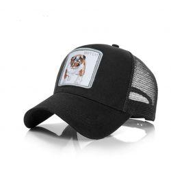 Gorra temática Animal Perro Butch Moda Hombre y Mujer