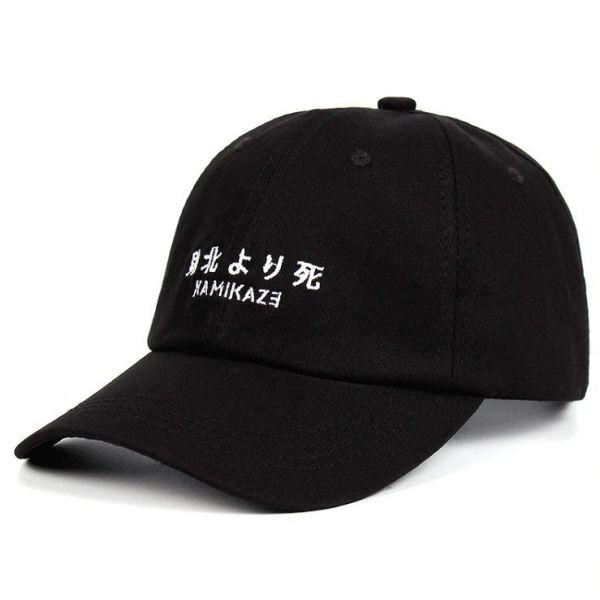 Gorra Kamizake Bordado en Japonés...
