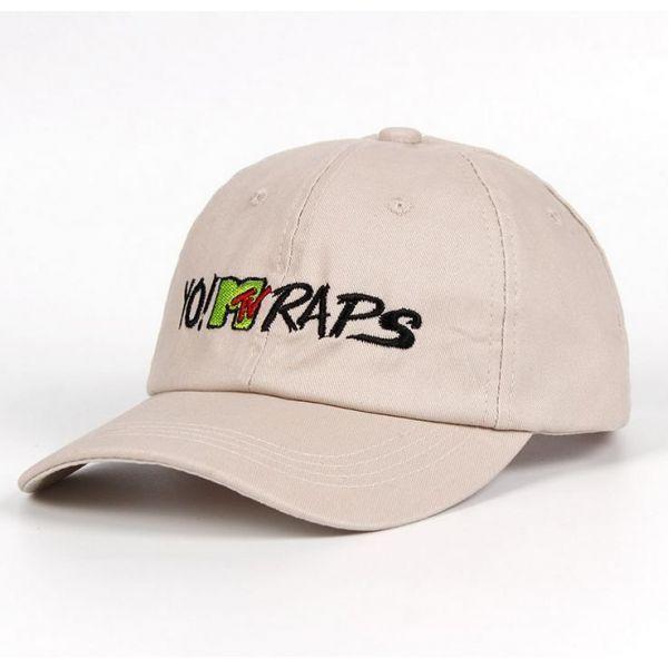 Te recomendamos el modelo YO! MTV RAPS. Para los amantes del Hip Hop y  musica RAP. Gorra disponible con varios colores ... bf751ff07d0