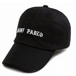 Gorra Saint Pablo Santo Pablo Moda Trapera Gorras negras...