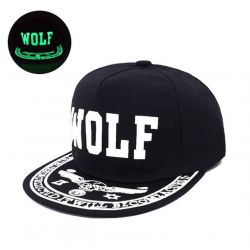 Gorra Luminosa WOLF Brilla...