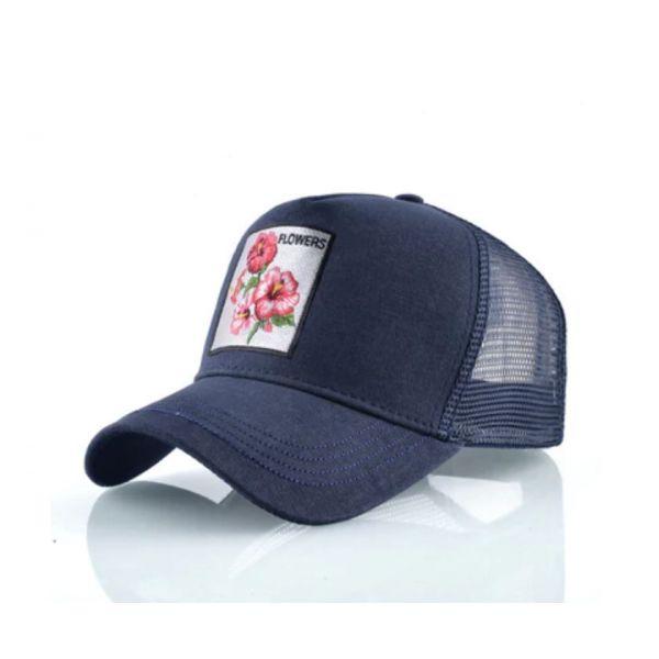 Flower Gorra de Moda estilo Animal...