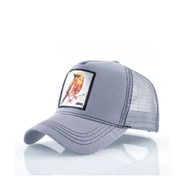 Gorra Animal Pajaro Bird Moda Casual
