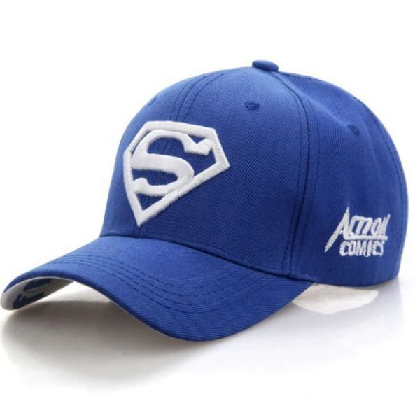 Gorra de Superman Superheroes DC