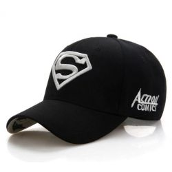 Gorra de Superman...