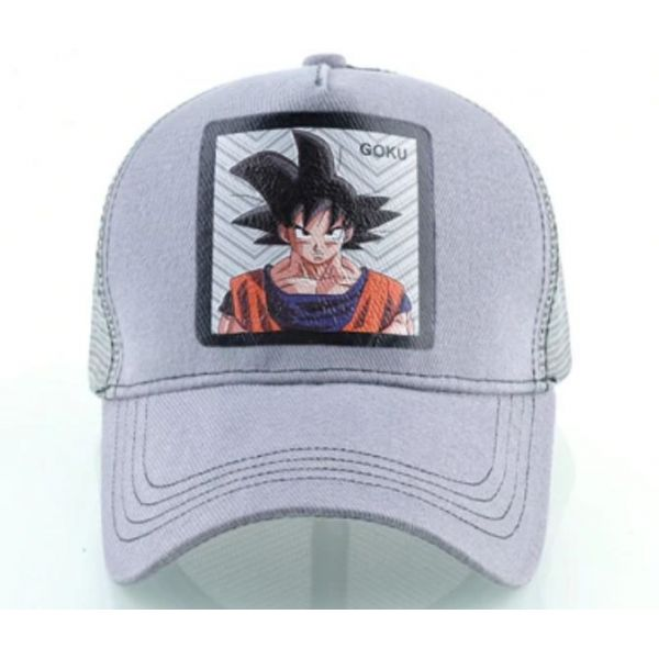 Gorra Dragon Ball Z Goku