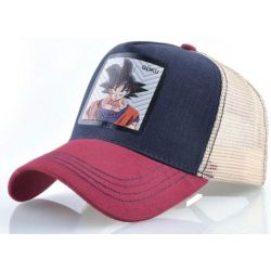Gorra Dragon Ball Z Goku