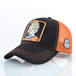 Gorra Dragon Ball Goku Super Sayan 2