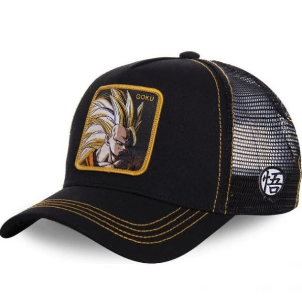 Gorra Goku Super Sayan Dragon Ball Z