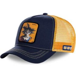 Goku Gorra Dragon Ball Bordado