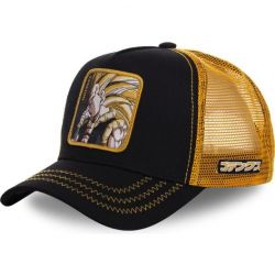 Gorra Gotenks Fusión Goten y Trunks Dragon Ball