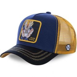 Gorra Dragon Ball Majin VEGETA