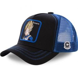 Gorra de Dragon Ball Vegeta...