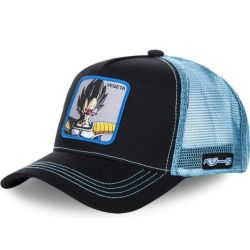 Gorra Vegeta Primer Avistamiento Dragon Ball