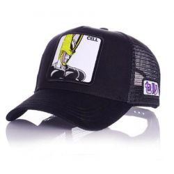 Gorra Cell Celula - Dragon Ball Z Bordado