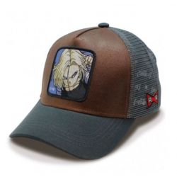Androide C-18 Gorras de Dragon Ball Z