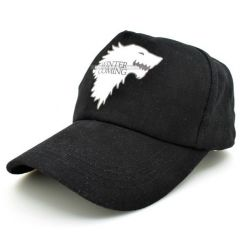 Gorra Curvada Juego de tronos The winter is Coming 2019 GOT...