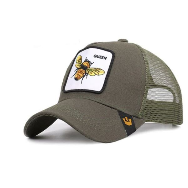 Gorra Animal - Queen Abeja